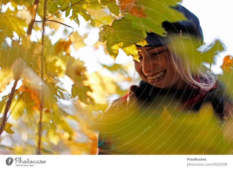 #A# Autumn smile Art Esthetic Autumn leaves Autumnal Autumnal colours Early fall Automn wood Autumnal weather Autumnal landscape Autumn wind Laughter Smiling
