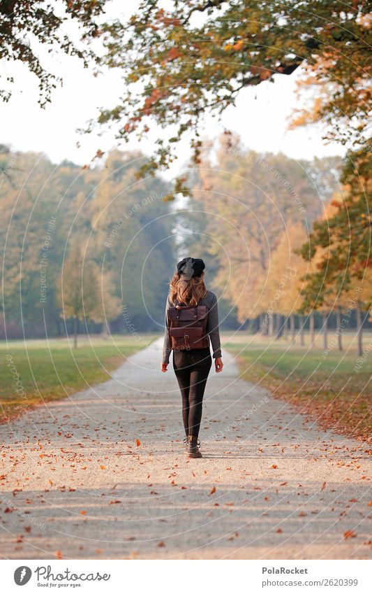 #A# Parkallee Art Esthetic Autumn Autumn leaves Autumnal Autumnal colours Early fall Automn wood Autumnal weather Autumnal landscape Autumn wind Avenue Walking