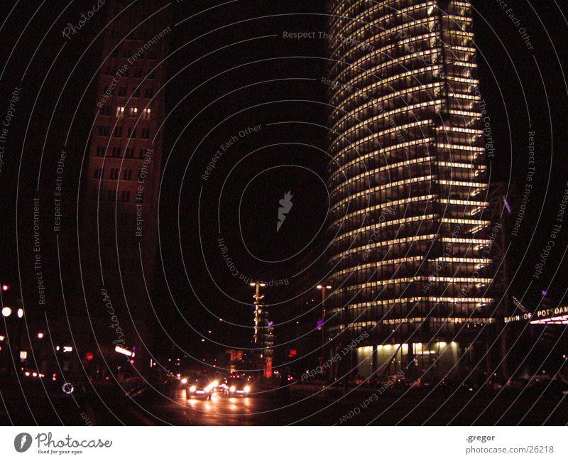 Street Car High-rise