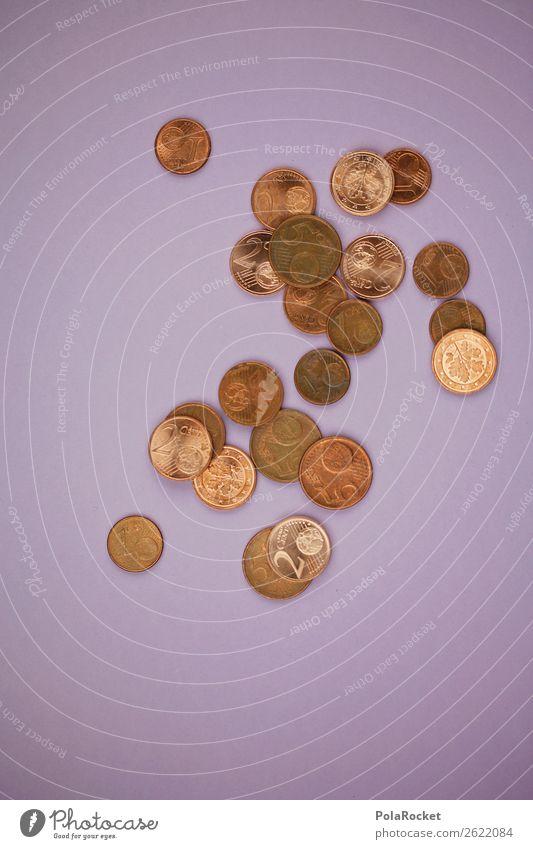 #A# Who the cent... # Art Esthetic Coin Money Financial transaction Cent Pocket money Few Colour photo Multicoloured Interior shot Studio shot Close-up Detail