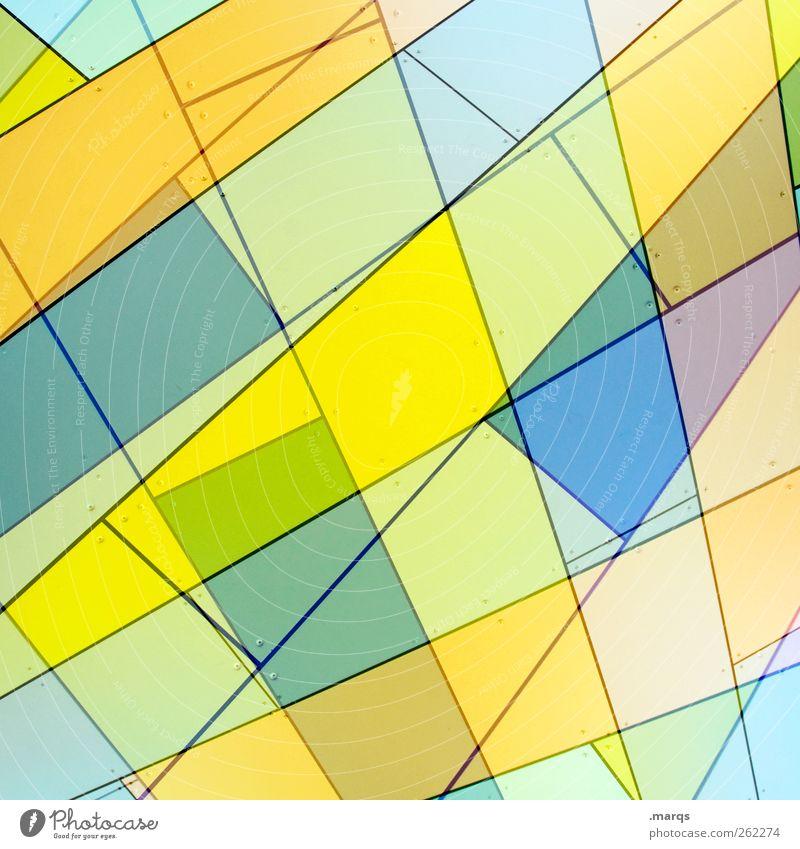 Beautiful Colour Style Bright Line Art Background picture Facade Arrangement Design Fresh Modern Exceptional Lifestyle Stripe Cool (slang)