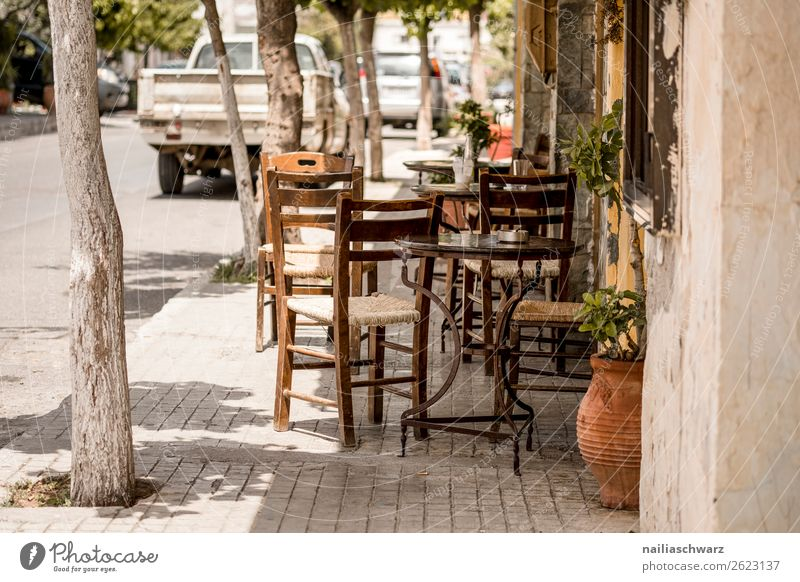 Vacation & Travel Summer Beautiful Relaxation Calm Lifestyle Wall (building) Natural Tourism Wall (barrier) Brown Moody Trip Table Idyll Authentic