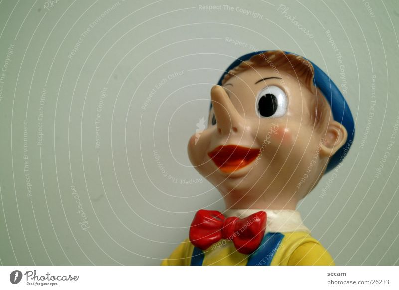 pinocchio_2 Piece Toys Statue Doll Looking