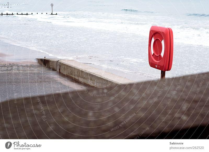 Nature Blue Red Ocean Beach Wall (building) Gray Sand Coast Wall (barrier) Brown Waves Climate North Sea Surf Sandy beach