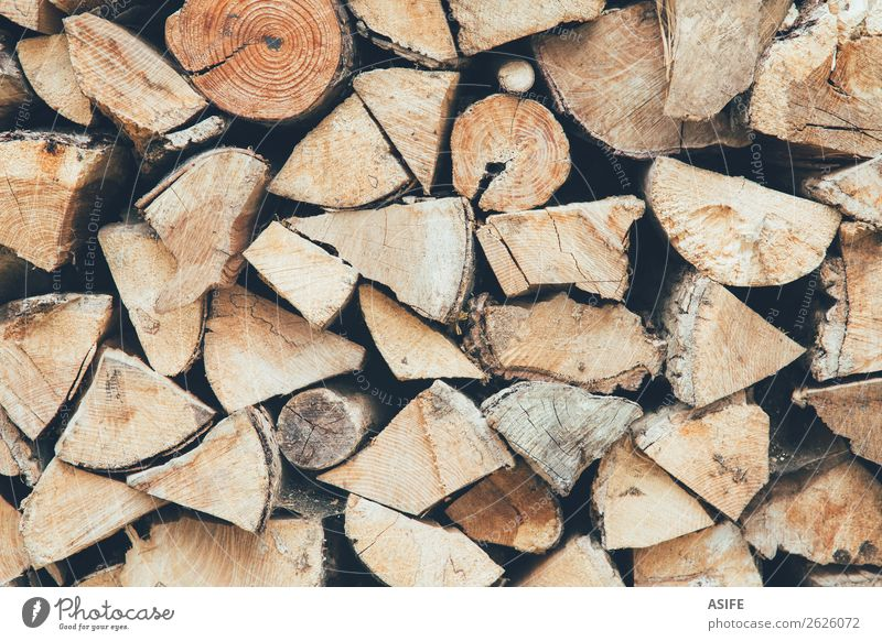 Firewood pile background Winter Nature Autumn Tree Wood Natural Brown Energy Timber Log Consistency Heap Accumulation Stack woodshed Organized fall Cut Material