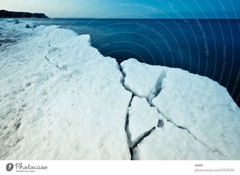 Sky Nature Blue Water White Ocean Beach Winter Landscape Environment Cold Snow Coast Horizon Ice Exceptional