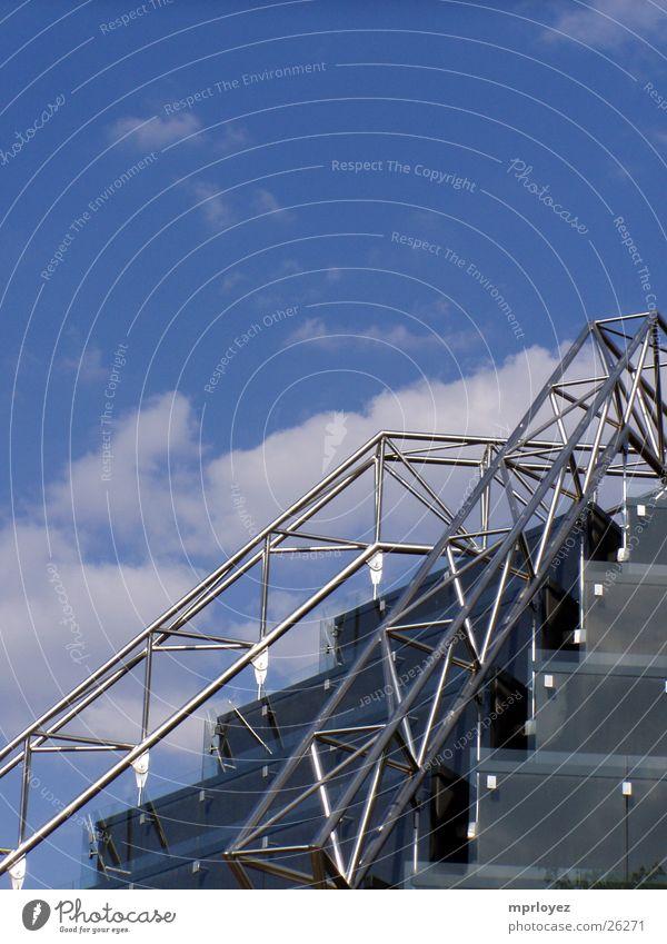 Sky Architecture Stairs Aluminium