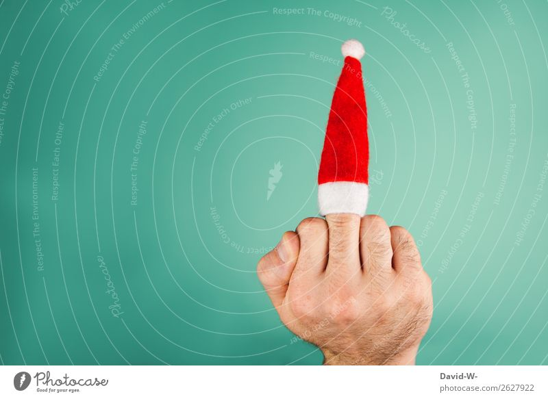 Human being Man Christmas & Advent Hand Anti-Christmas Lifestyle Adults Feasts & Celebrations Style Art Design Masculine Communicate Elegant Fingers