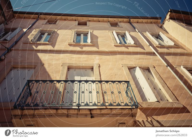 Narbonne II Tourism Far-off places City trip Summer Southern France Town Old town House (Residential Structure) Detached house Manmade structures Building