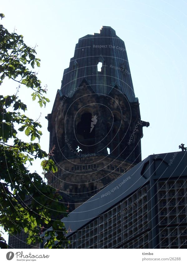 Berlin Religion and faith Architecture War