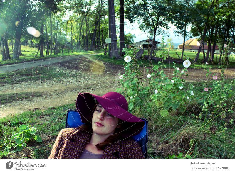 country living dream Relaxation Calm Nature Dream Wait Contentment Joie de vivre (Vitality) Serene Loneliness Idyll Moody fork country idyll Siesta Break Girl