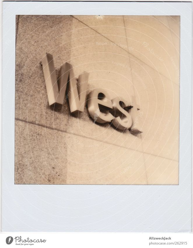 Characters Letters (alphabet) Sign Advertising Typography Word West Brand of cigarettes Compass point