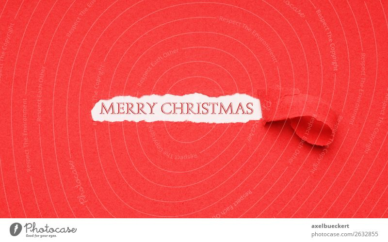 merry christmas Christmas & Advent Red Background picture Feasts & Celebrations Design Creativity Paper Text Conceptual design Carton Piece of paper English