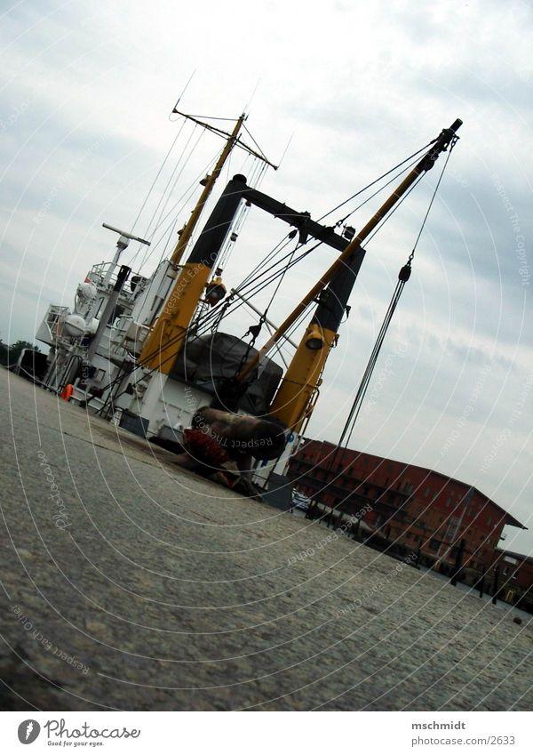 cutter Watercraft Fishing boat Ocean Harbour