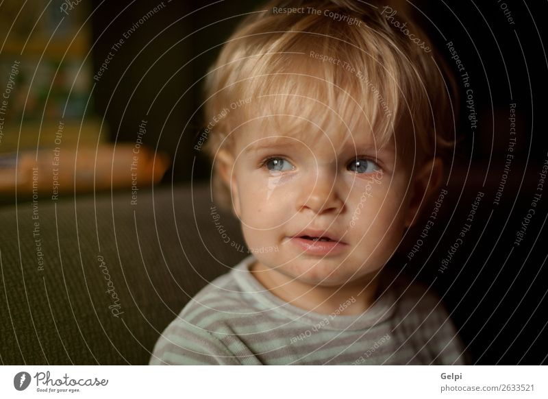 Adorabla baby with one year old at home Child Beautiful White Joy Life Love Family & Relations Happy Boy (child) Small Playing Blonde Infancy Smiling Baby Mouth