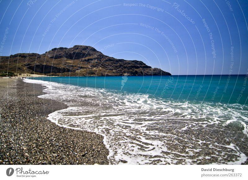 Nature Blue Water Vacation & Travel White Summer Ocean Beach Calm Relaxation Landscape Mountain Coast Horizon Waves Island