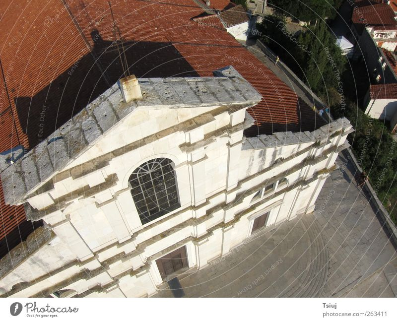 White Vacation & Travel Summer Religion and faith Building Facade Exceptional Church Belief Christian cross Portal House of worship Kite Aerial Photography