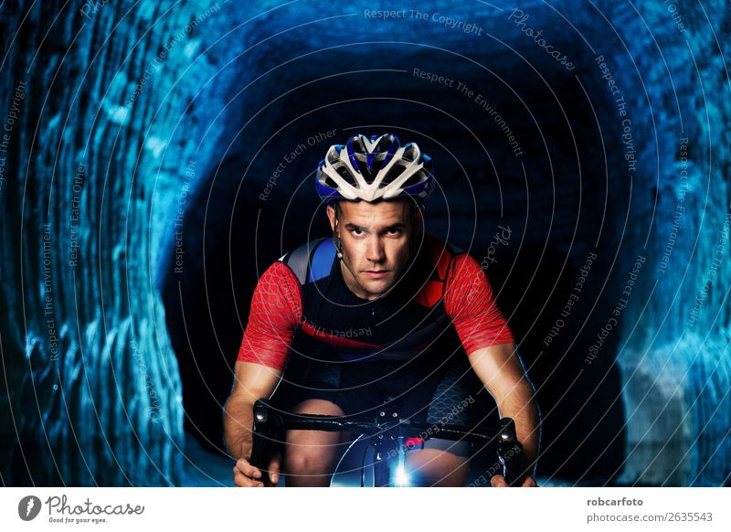 cyclist running on road Human being Nature Man Summer Sun Street Lifestyle Adults Sports Group Action Adventure Cycling Fitness Speed Asphalt