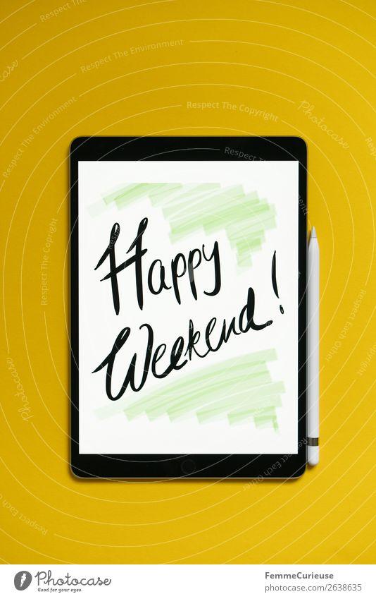 White Yellow Characters Technology Creativity Future Desire Digital Advancement Tablet computer Electronic Handwriting Salutation Entertainment electronics