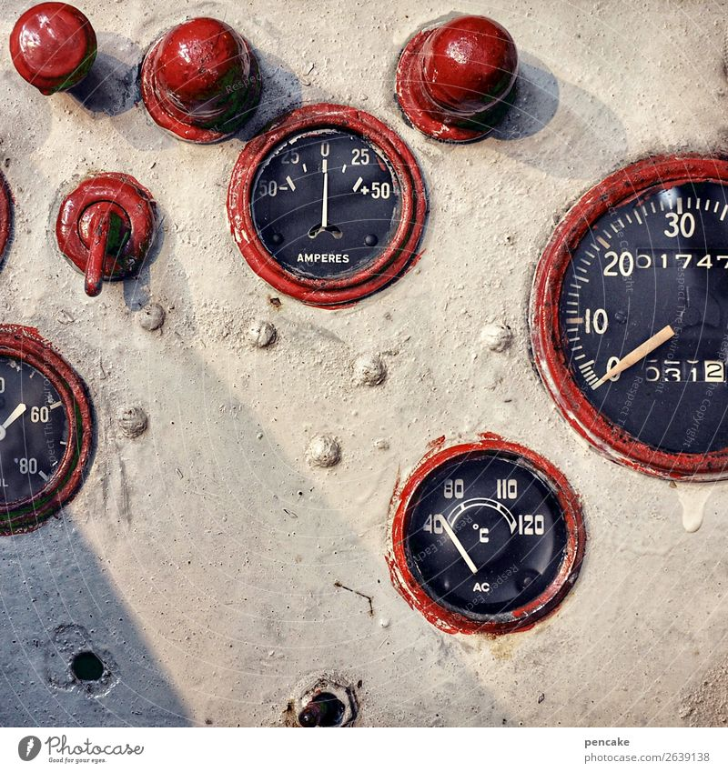 White Red Black Watercraft Metal Technology Logistics Navigation Vintage Mobility Nostalgia Switch Machinery Display Quality Screw