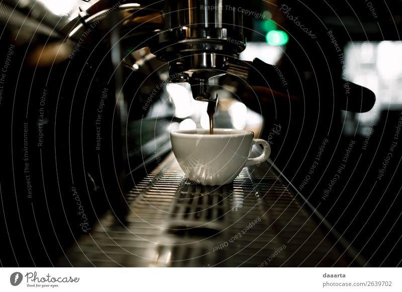 morning coffee 5 Beverage Hot drink Coffee Latte macchiato Espresso Mug Lifestyle Elegant Style Joy Harmonious Leisure and hobbies Adventure Freedom
