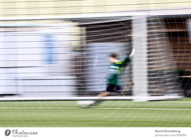 Human being White Green Sports Line Soccer Individual Fitness Grass surface Dynamics Sports Training Sporting event Sportsperson Shot Football pitch Shoot