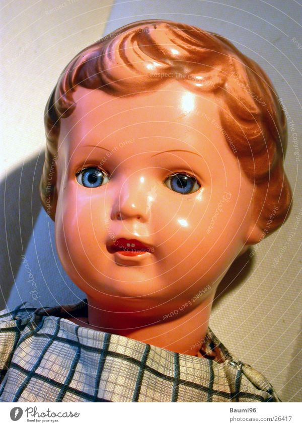 Doll Part2 Playing Nostalgia Girl Things Old