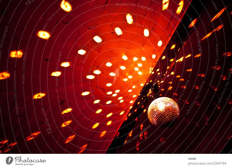 disco Night life Party Music Club Disco Feasts & Celebrations Clubbing Event Concert Disco ball Red Visual spectacle Ceiling Point of light Lighting