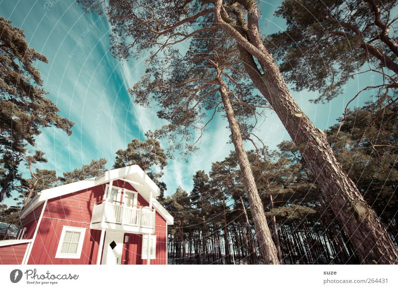 cottage Vacation & Travel Living or residing Flat (apartment) House (Residential Structure) Environment Nature Landscape Sky Clouds Climate Beautiful weather