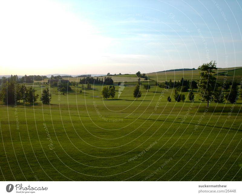 Nature Green Landscape Golf course