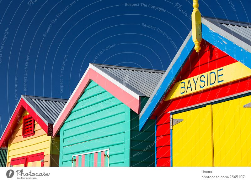 Brighton beach house V , Melbourne Lifestyle Vacation & Travel Tourism House (Residential Structure) Artist Painter Landscape Coast Fishing village Populated