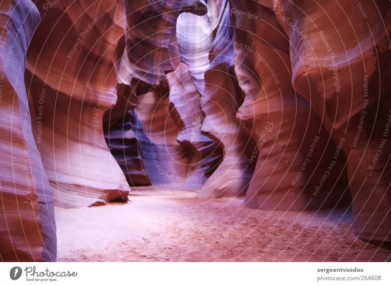 Antelope Canyon - Upper Canyon Nature Landscape slot canyon Esthetic Exceptional Fantastic Brown Dream Discover Colour Pure Senses Surrealism Navajo Reservation