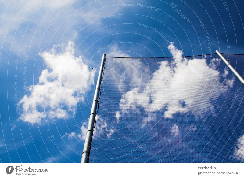 Sky Nature Summer Clouds Environment Metal Weather Climate Good Net Beautiful weather Mast Climate change Bad weather Catching net Wire netting