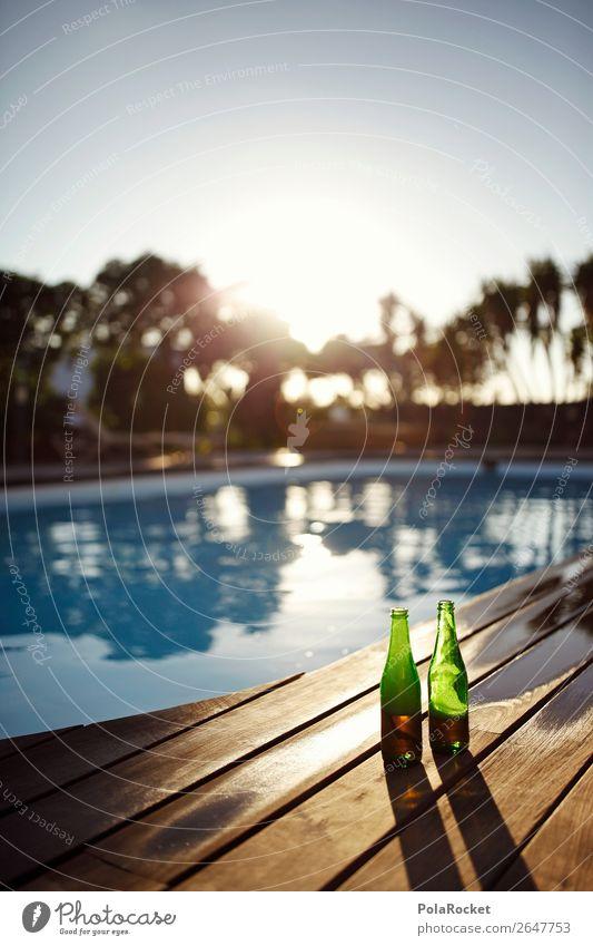 #AS# Free time Art Work of art Esthetic Swimming pool Summer Summer vacation Summery Summerfest Summer evening Summer's day Party Party goer Party mood