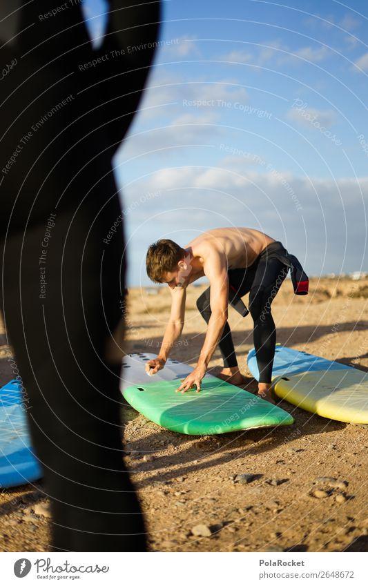 #AS# Preparation Art Esthetic Surfing Surfer Surfboard Surf school Wax Growth Aquatics Extreme sports Sports Wetsuit Neoprene Fuerteventura Man Masculine