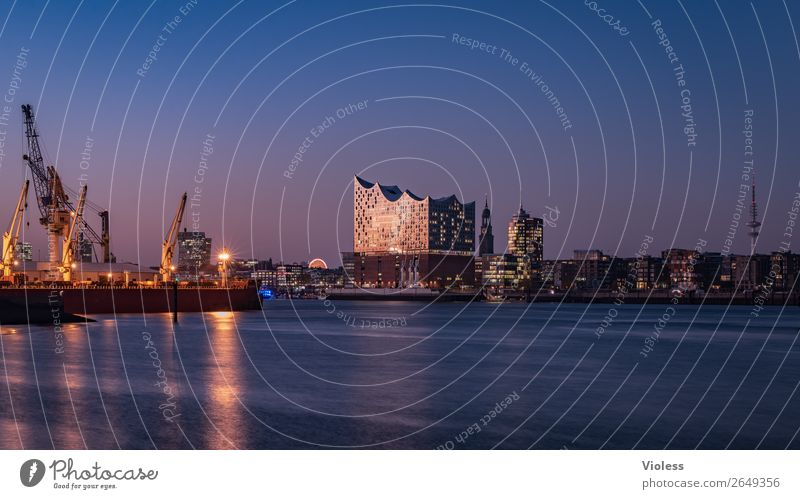 Most beautiful city Skyline 10 Port City Harbour Tower Manmade structures Building Architecture Tourist Attraction Landmark Elbe Philharmonic Hall