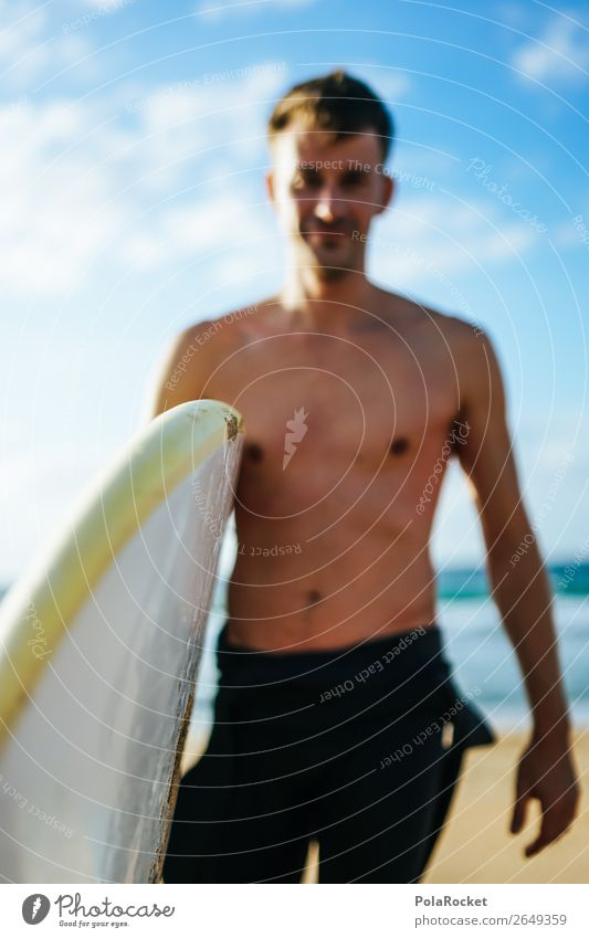 #AS# time for some waves 1 Human being Esthetic Surfing Surfer Surfboard Surf school Extreme sports Aquatics Ocean Coast Upper body Youth (Young adults) Man