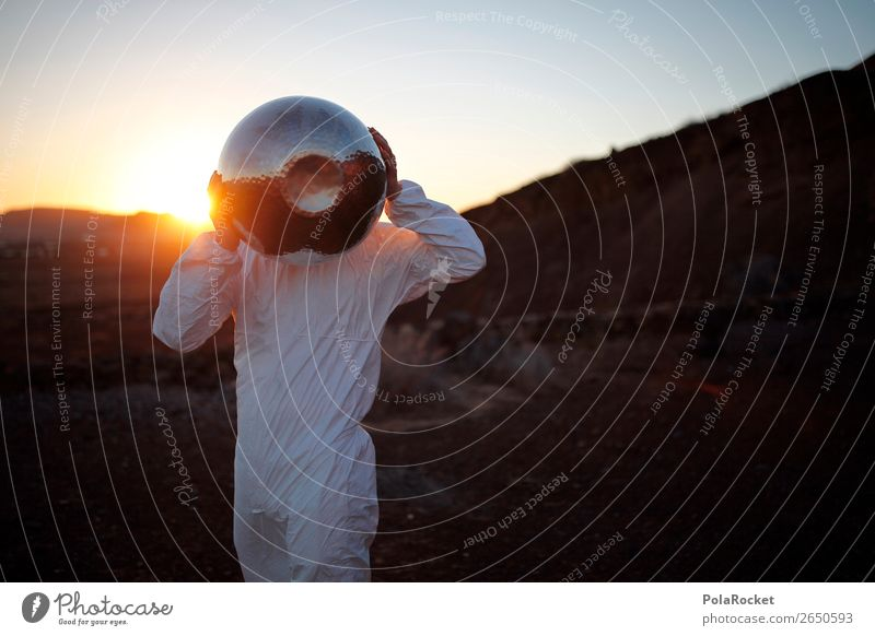 #AS# hello Human being Masculine Young man Youth (Young adults) Esthetic Art Astronaut Astronomy Astrology Universe Discover Mars Martian landscape