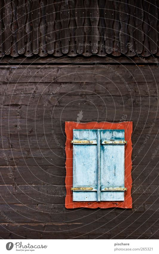 Window Warmth Wood Brown Facade Hut
