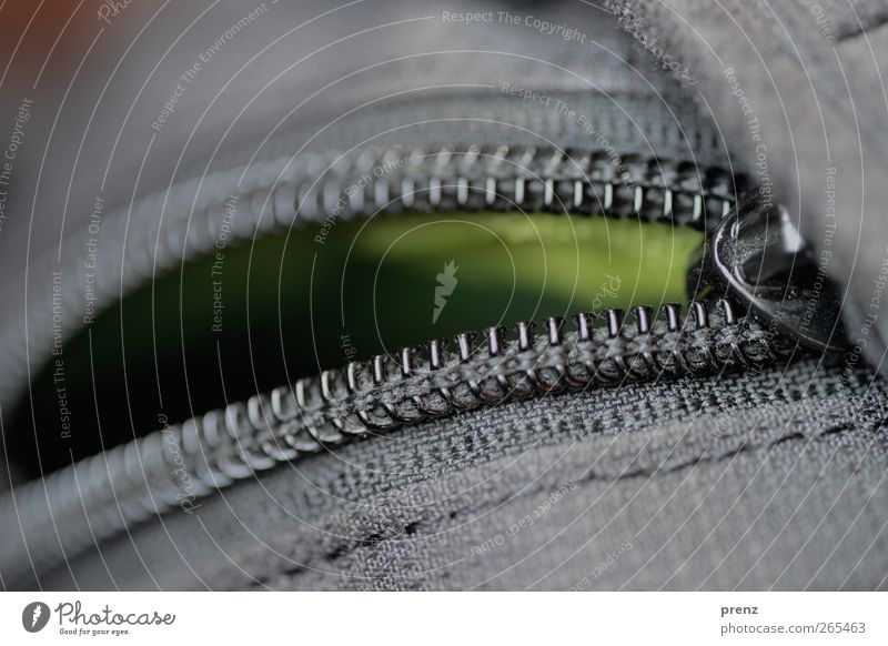 Green Black Gray Open Cloth Plastic Bag Dust Stitching Dusty Zipper
