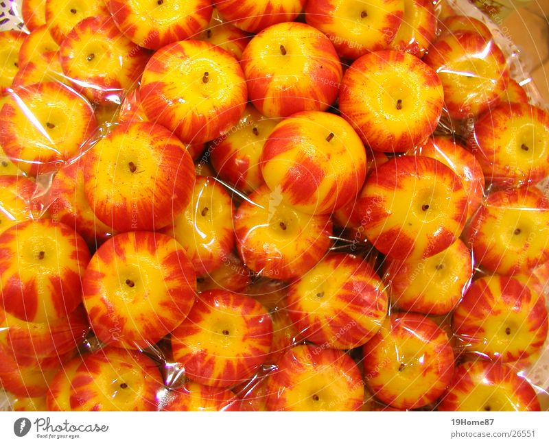Red Yellow Warmth Fruit Sweet Physics Delicious France Candy Grinning Markets Basket Marzipan