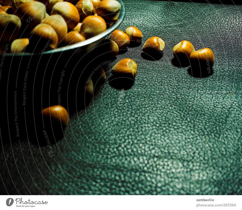 nuts Food Fruit Dessert Nutrition Organic produce Vegetarian diet Slow food Finger food Good Hazelnut Leather Bowl Colour photo Subdued colour Interior shot