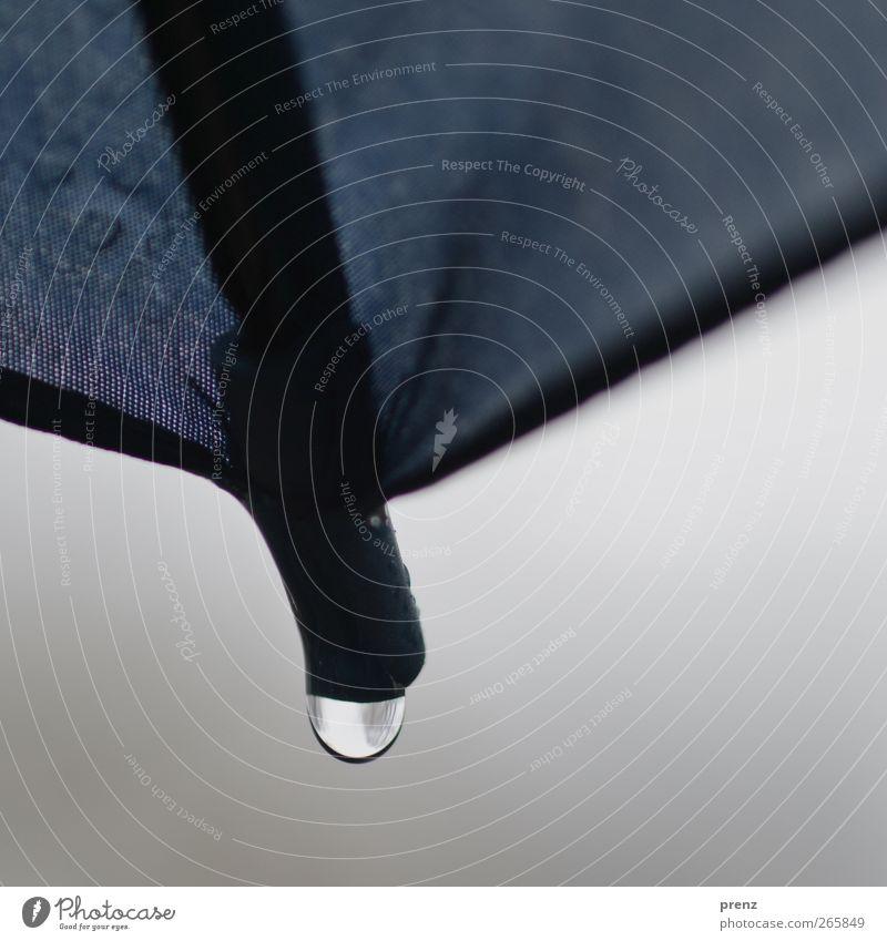 lace rain umbrella drops Environment Drops of water Climate Weather Bad weather Rain Umbrella Plastic Water Blue Gray Black Umbrellas & Shades Point Cloth