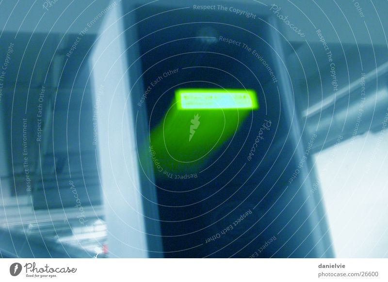 check Parking garage Entrance Highway ramp (entrance) Vending machine Transport Testing & Control