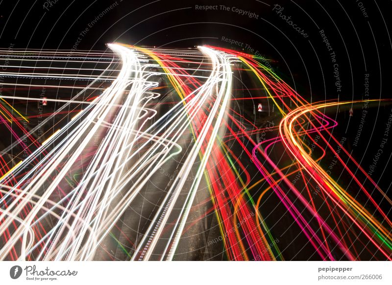 Where are you going? Logistics Transport Traffic infrastructure Passenger traffic Rush hour Road traffic Motoring Street Highway Vehicle Running Movement