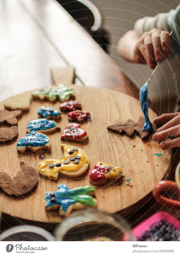 Child Hand Sweet Delicious Candy Baking Cookie Dough Handcrafts Christmas biscuit Baker