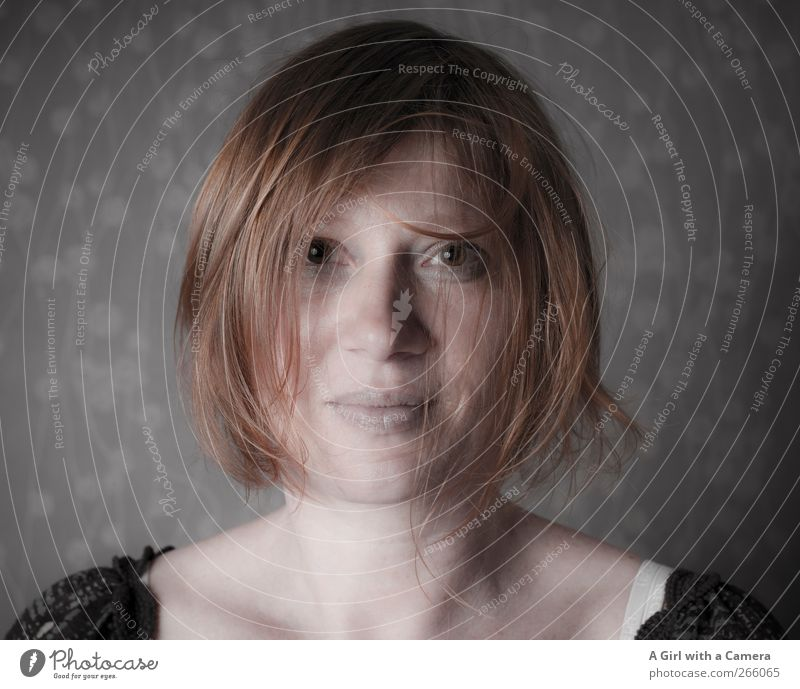 within a whisper Human being Feminine Young woman Youth (Young adults) Woman Adults Life Face 1 30 - 45 years Hair and hairstyles Red-haired Looking Brash