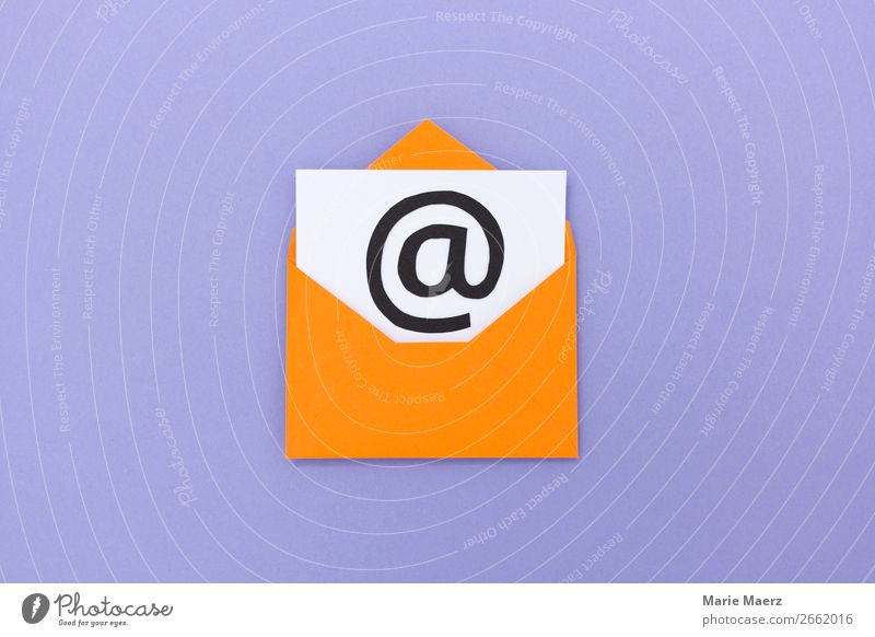 Email icon Media industry Advertising Industry Business To talk Sign Communicate Reading Write Brash New Multicoloured Success Services Contact message