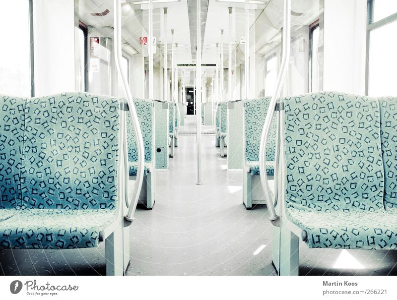 Vacation & Travel Cold Bright Room Sit Transport Esthetic Stand Driving Clean Seating Symmetry Commuter trains Train travel Public transit Lounge suite