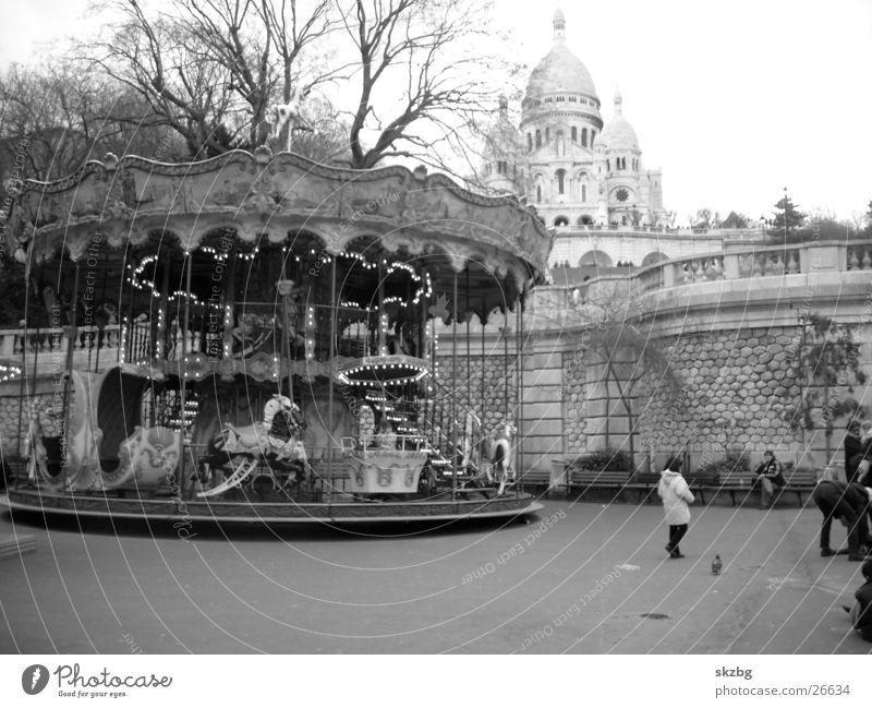 Paris - Sacre Coeur Town Historic riding arena